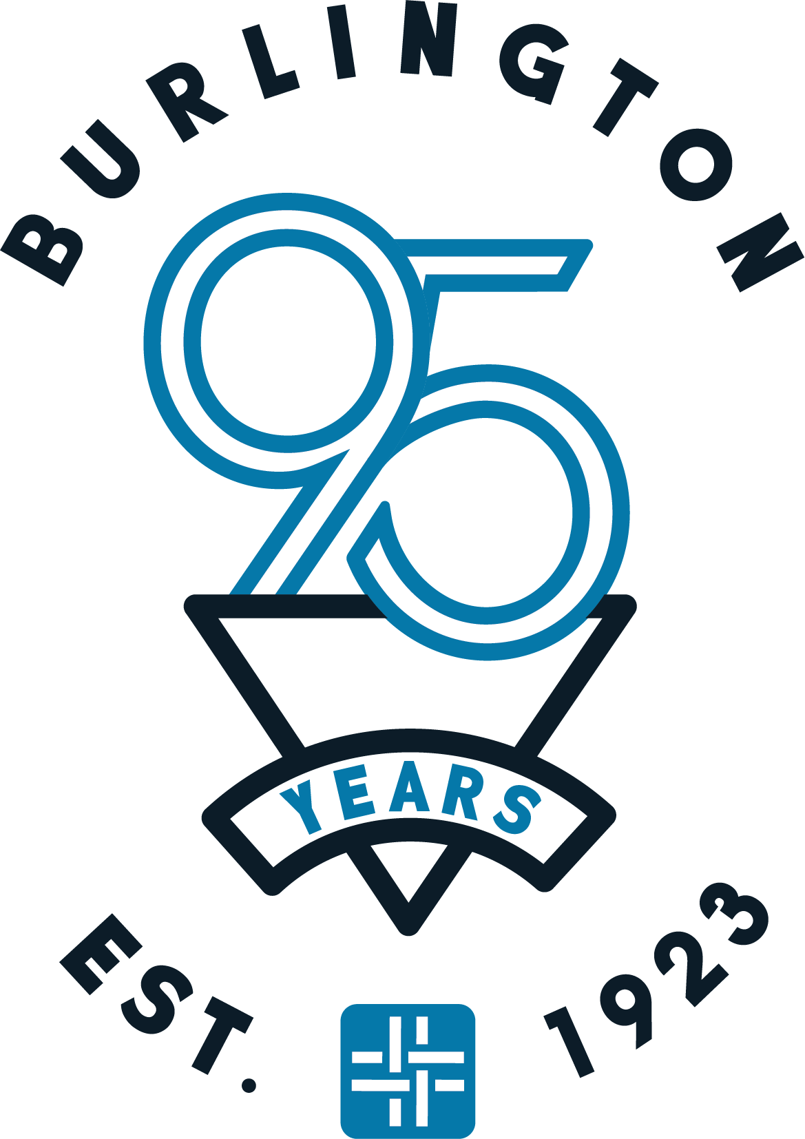 1923 Burlington Logo